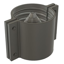 Download 3D model CEMENT POT MOULD MOD19, 373estudio