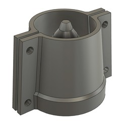 Download 3D printing templates CEMENT POT MOULD MOD15, 373estudio