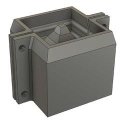 Download 3D printer designs CEMENT POT MOULD MOD30, 373estudio