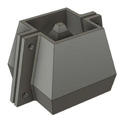 Download 3D printing files CEMENT POT MOULD MOD17, 373estudio