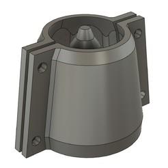 Download 3D model CEMENT POT MOULD MOD28, 373estudio