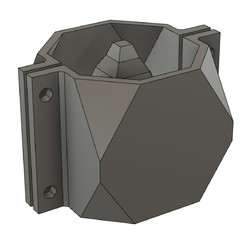 Download 3D printer templates CEMENT POT MOULD MOD16, 373estudio