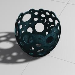 Download free 3D printing files HollowPot, 3Detailer