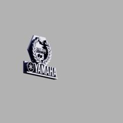 Descargar archivos STL El emblema de la mesa de Yamaha, Gain71