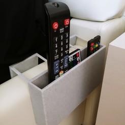 porta.jpg Télécharger fichier STL Porte de chevet télécommandée • Plan imprimable en 3D, Gain71
