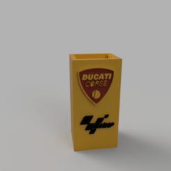 Download 3D printing designs  Pen holder, Gain71