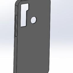 Download 3D printing designs xiami redmi note8, elba08