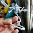 comment_1608976547X5cFskpZ2nrOSZtArIyipf.jpg Download free STL file Ophydian Necrotic Snake • 3D printable template, frogkillerpl