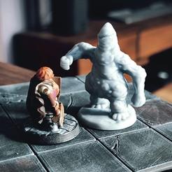 IMG_20210108_112054.jpg Download free STL file Snow Golem • 3D print object, frogkillerpl