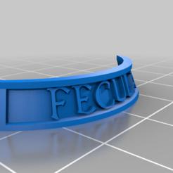 Download free 3D printer designs The Wurmspat - Nameplates, ValienWargaming_3D