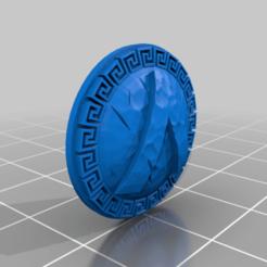Télécharger plan imprimante 3D gatuit Boucliers de la SciFi du Taureau, ValienWargaming_3D