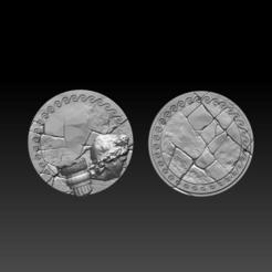 Descargar archivos 3D Bases temáticas griegas de 60 mm., ValienWargaming_3D