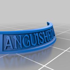 Télécharger fichier imprimante 3D gratuit Le vol de deuil de Lady Harrow - Plaques signalétiques, ValienWargaming_3D