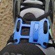 Download free STL file Shoelace Locks • Model to 3D print, pulgovsky