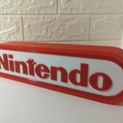IMG_20210126_154621.jpg Download STL file Nintendo LED Lamp • 3D printing model, HPrint3D