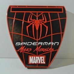 DSC_0251.JPG Download STL file Spider-Man game carrier • 3D printing model, HPrint3D