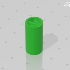 Download free STL file Weed cigar tip • Model to 3D print, M4TH14S