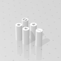 Kit_cigar_tip.png Download free STL file Cigar tip kit • 3D printer template, M4TH14S