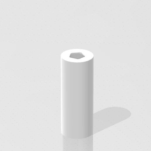 Basic_cigar_tip.png Download free STL file Basic cigar tip • 3D printing object, M4TH14S