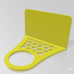 Charge_holder.png Download free STL file Charge holder • 3D printer object, M4TH14S