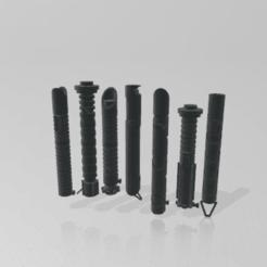 Download STL file Mix lightsaber kit, M4TH14S