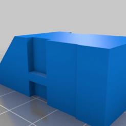 Download free 3D printer designs FPM10A / DY50 fingerprint sensor model, ZXAtari