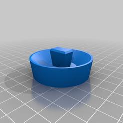 Download free 3D printer files Bath plug 43mm, ZXAtari