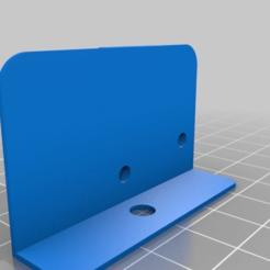 Télécharger fichier STL gratuit Support de capteur de filament de sortie Ender 3 • Modèle à imprimer en 3D, ZXAtari