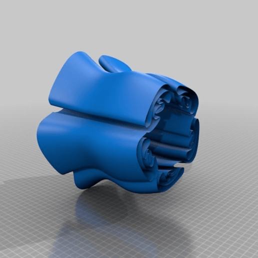 2bf91a745dbecb0603ddb208c1f6bc7b.png Télécharger fichier STL gratuit vase avec des roses • Design imprimable en 3D, Hazon_Maker