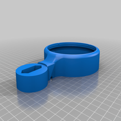 MOD_EU_LHF.png Télécharger fichier STL gratuit Google home mini holder version UE • Modèle pour imprimante 3D, Hazon_Maker