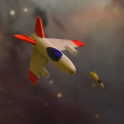 Download free 3D printing models EV Hawk, slurked