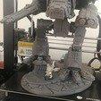 Télécharger fichier STL gratuit Lucius Wardog Titan • Plan pour imprimante 3D, xenomorphalpha361