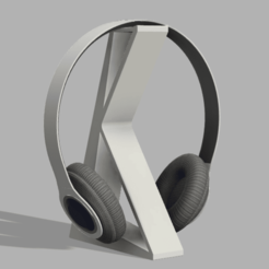 Photo1SupportDeCasque.png Download free STL file Helmet holder • 3D printing object, Prego