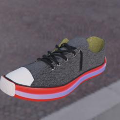 Télécharger STL chaussures, khoryogesh