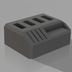 Download 3D printer designs Small microSD/USB holder, gekssss