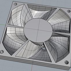Fan 6-pocket divider 360 (0).jpg Download STL file Axial fan 6-pocket to 360deg • 3D printer model, CJP