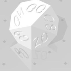 D% Horizontal.jpg Télécharger fichier STL D% Bords tranchants horizontaux - Police de caractères des gribouillis • Plan imprimable en 3D, verasartsanddice