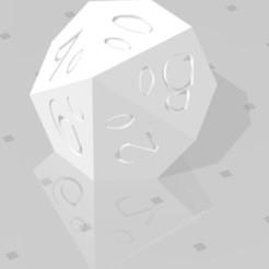 D% Vertical - Fantasy Elf Font.jpg Download STL file D% Sharp Edge Vertical - Fantasy Elf Font • 3D print object, verasartsanddice