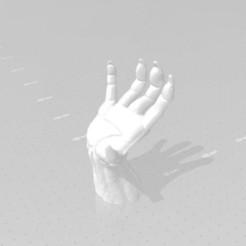 Download free 3D printer designs  Devil's hand, lphmkl