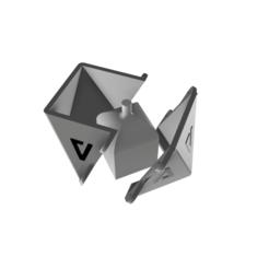 1.png Télécharger fichier STL MOULE GÉOMÉTRIQUE POUR POT EN CIMENT • Modèle à imprimer en 3D, EngineerFer
