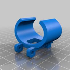 Snorkel_Clip_female_final.png Télécharger fichier STL gratuit Clip sur le snorkel • Modèle pour imprimante 3D, limhueysing