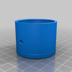 Cleanspace_Halo_Fit_test_V3.png Download free STL file CleanSpace Halo Fit Tester Adaptor (DIY) • 3D printer template, limhueysing