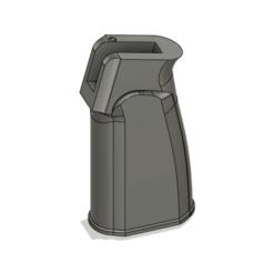 grip2.png Download STL file AR-15 compatible grip • 3D printable design, FLD3D