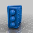 Télécharger fichier OBJ gratuit Constructeur de réservoirs 01 • Design imprimable en 3D, strannik1988