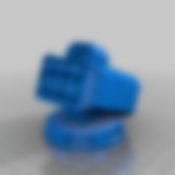 Télécharger fichier STL gratuit Rocket • Plan pour impression 3D, strannik1988