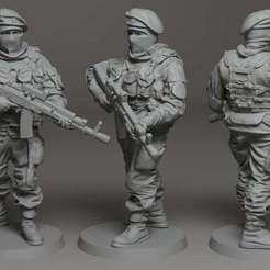 Download free 3D printing models Soldier, strannik1988
