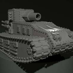 Download free 3D print files Tank, strannik1988