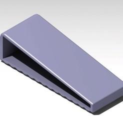 Calle porte 1.jpg Download free STL file Door wedge • 3D print model, Batracide_
