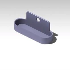 Boite a punaise.jpg Télécharger fichier STL gratuit Boite à punaise • Plan à imprimer en 3D, Batracide_