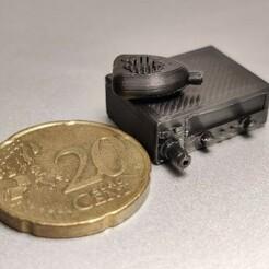 01.jpg Télécharger fichier STL gratuit 1/10 Émetteur-récepteur (radio) pour voitures/camions RC • Plan à imprimer en 3D, robroy07